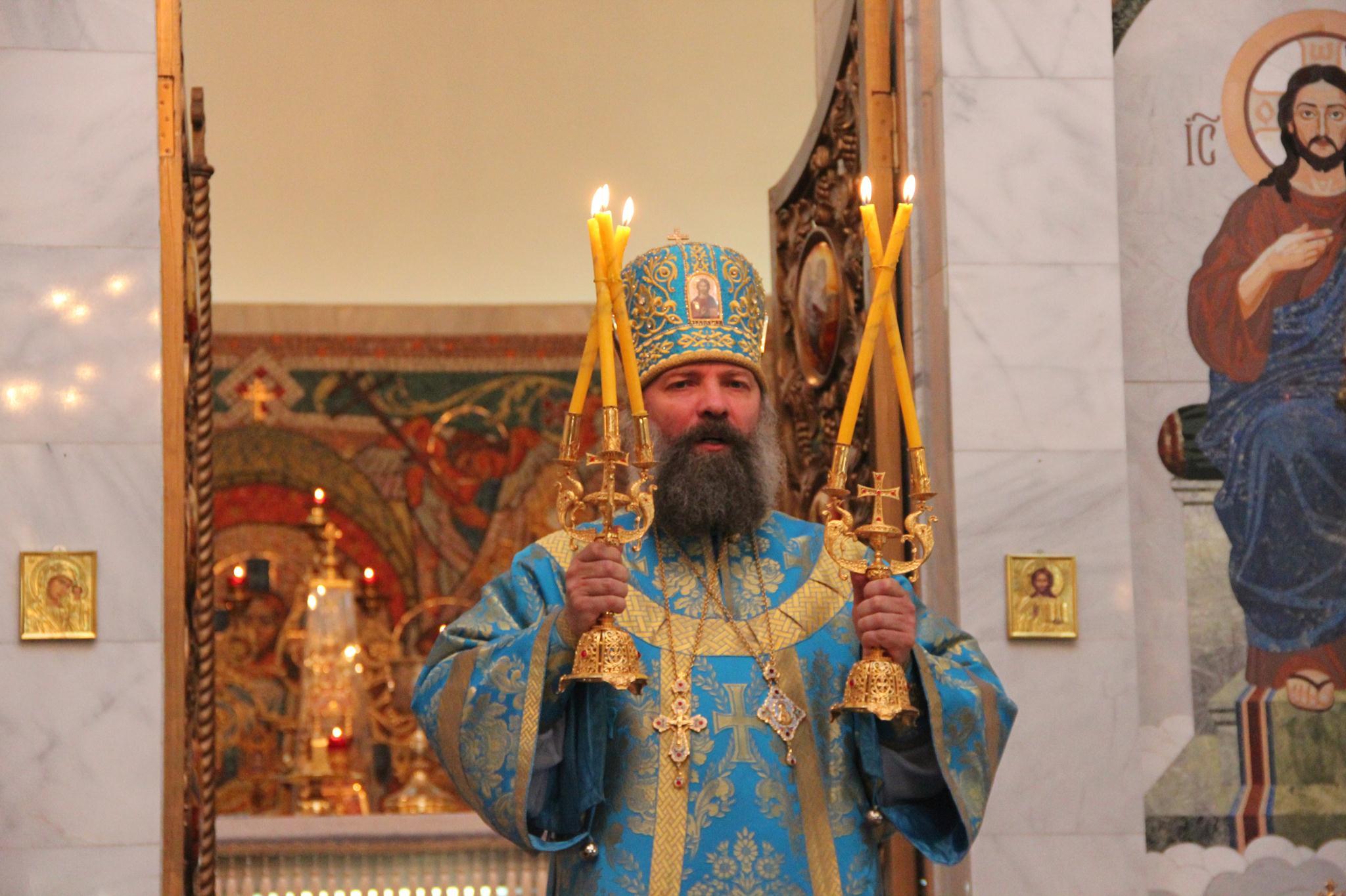 Рождество Пресвятой Владычицы нашей Богородицы и Приснодевы Марии. Слово епископа Питирима