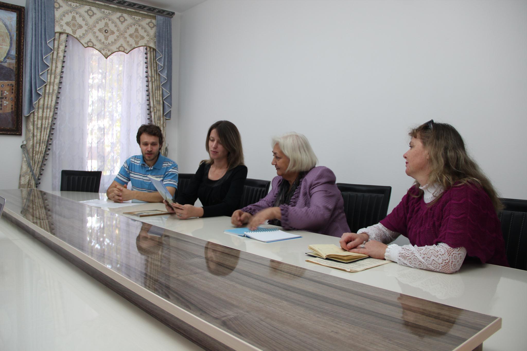 В день памяти родителей преподобного Сергия Радонежского в Душанбинской епархии состоялся круглый стол о православном воспитании