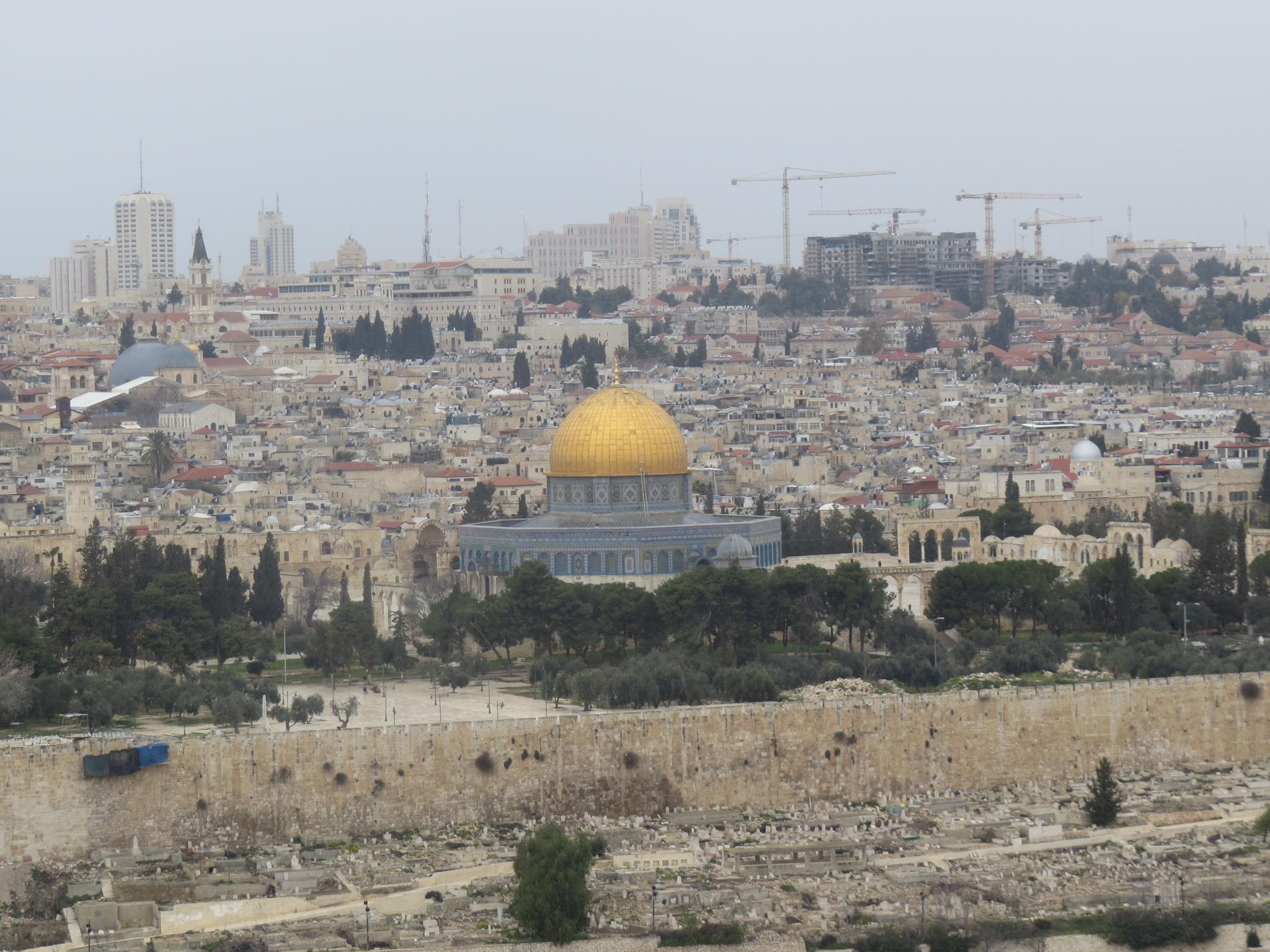 Назад, в Иерусалим! (Рассказ)