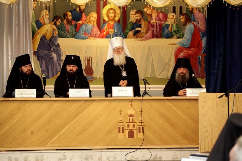 В Ташкентской епархии прошла международная конференция, посвященная пятилетию образования Среднеазиатского митрополичьего округа