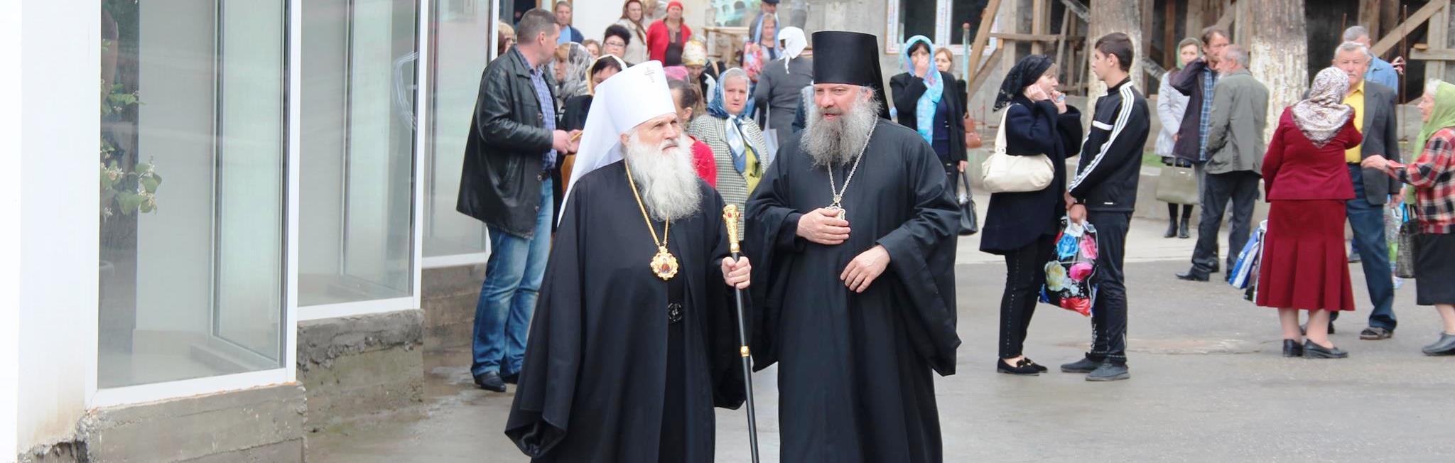 Митрополит Викентий посетил Душанбинскую епархию