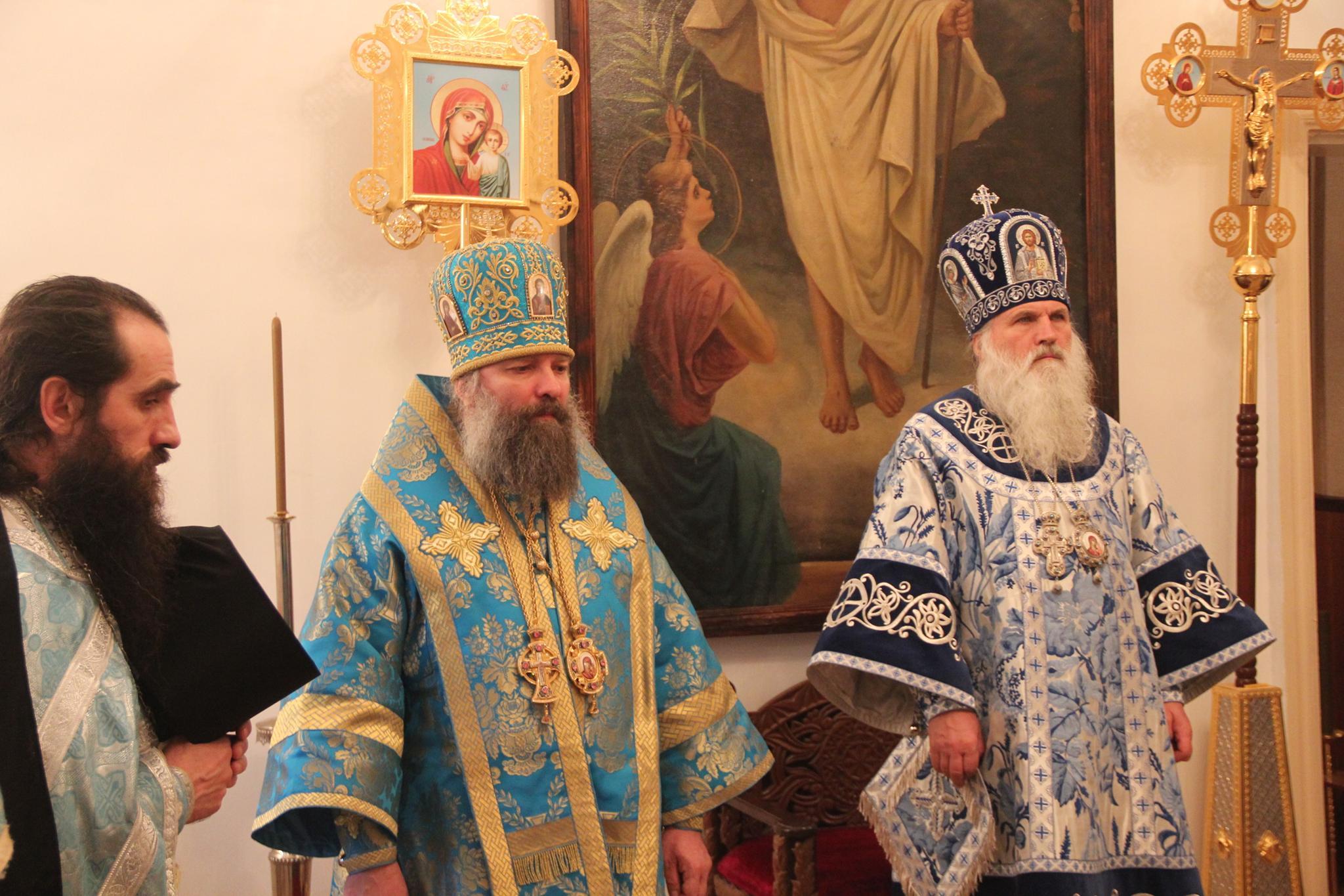 Визит митрополита Ташкентского и Узбекистанского в Душанбинскую епархию