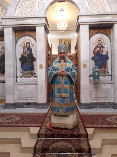 День тезоименитства Преосвященнейшего епископа Питирима