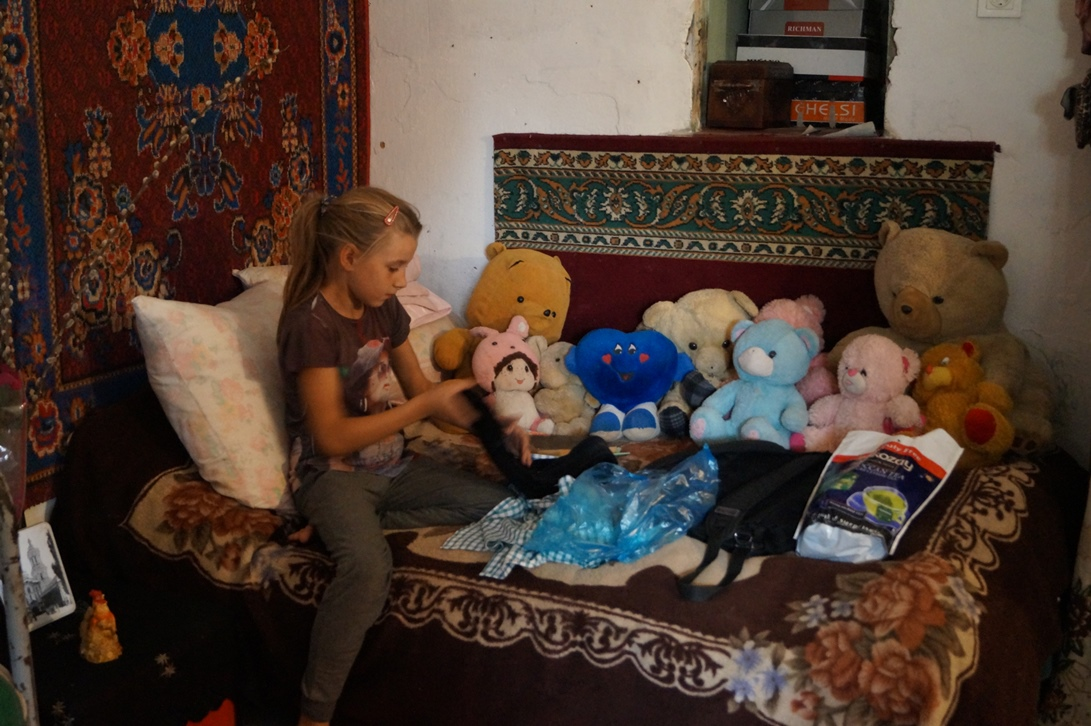Помощь малоимущим семьям г. Душанбе