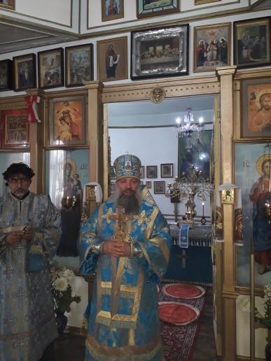 Престольный праздник храма в г. Турсунзаде