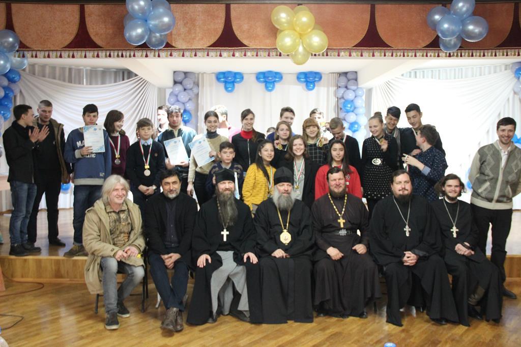 КВН, посвященный дню православной молодежи