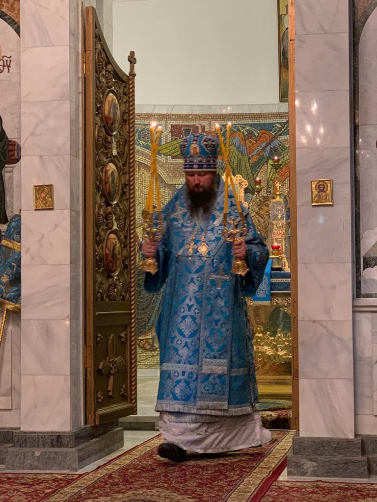 В Душанбинскую епархию прибыл новый правящий архиерей