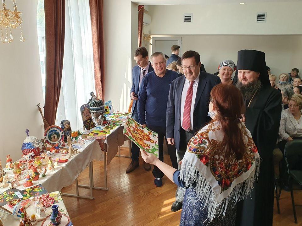 День народного единства отпраздновали в Культурно-просветительском центре Душанбинской епархии
