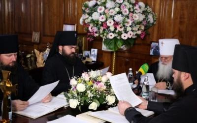 Епископ Душанбинский и Таджикистанский Павел принял участие в заседании Синода Среднеазиатского митрополичьего округа