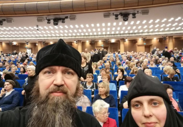 Представители Душанбинской епархии приняли участие в открытии XXVIII Международных Рождественских образовательных чтений