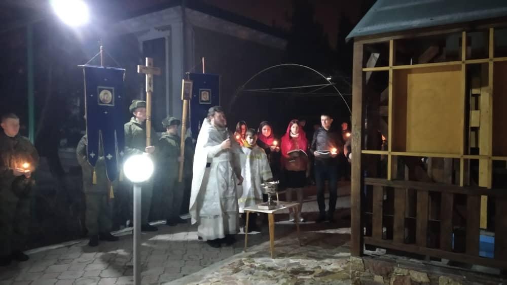 Праздник Крещения Господня в Нуреке и 201-й Российской военной базе