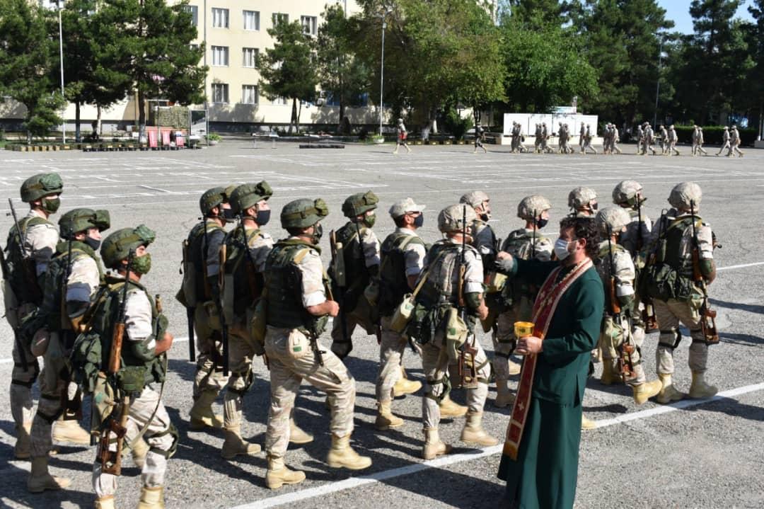 Годовщина образования 201-й Мотострелковой дивизии