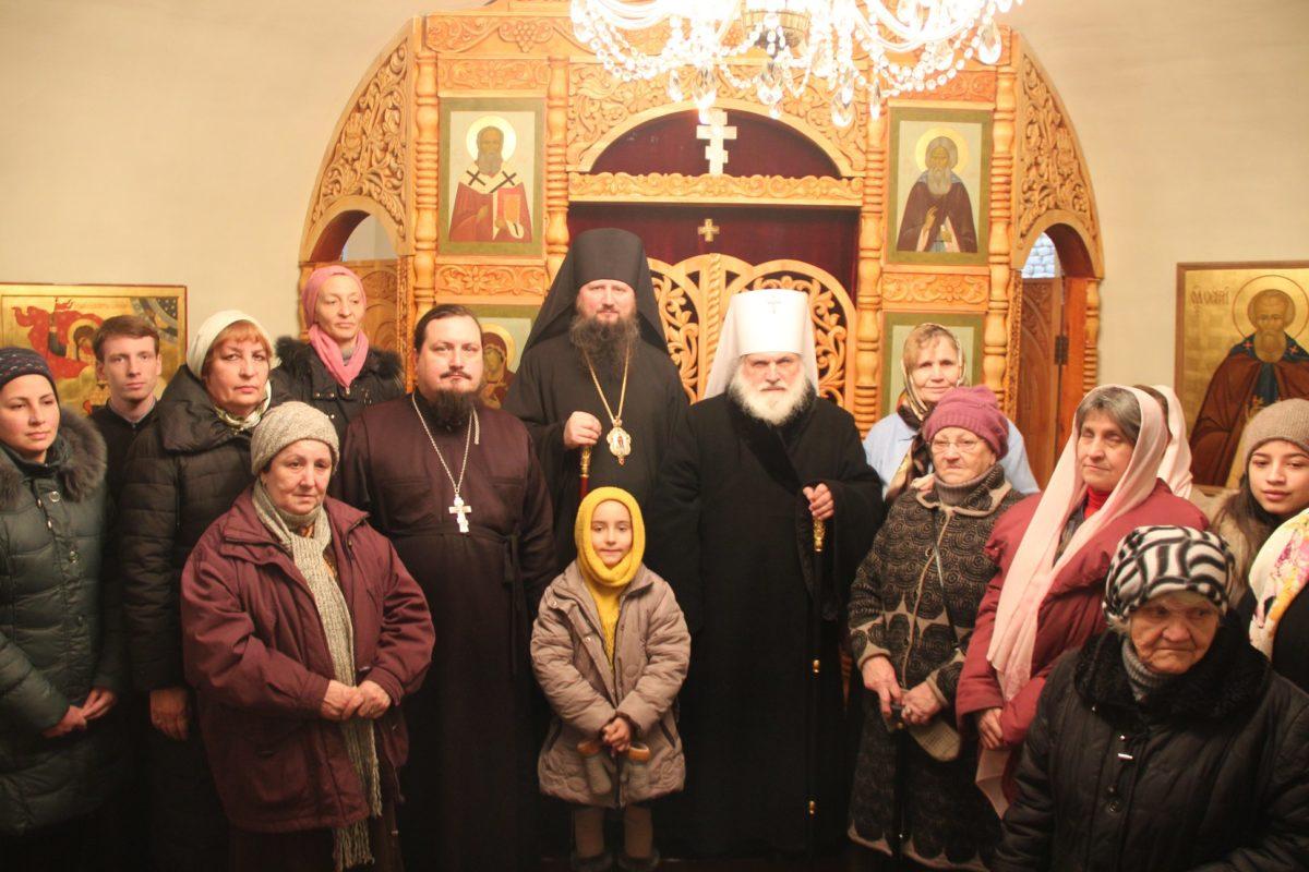 Помощь храму Архистратига Божия Михаила г. Бохтар