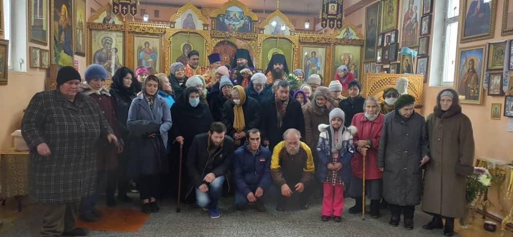 Епископ Душанбинский и Таджикистанский Павел посетил с архипастырским визитом Худжандское благочиние