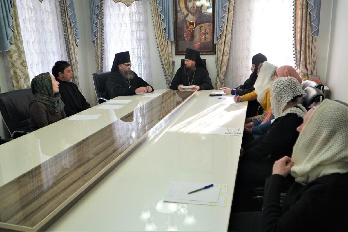 Приходское собрание Свято-Никольского кафедрального собора