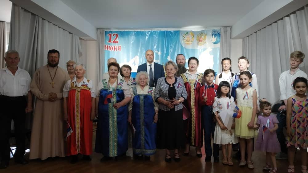 Концерт, посвященный Дню России состоялся в Культурно-просветительском центре Душанбинской епархии